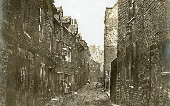oLD nICHOL IN THE 1880S, COURTESY OF   JOE FLANAGAN