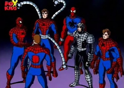 An event even greater than the time Madam Web brought together alternate Spider-Men to battle Spider-Carnage!