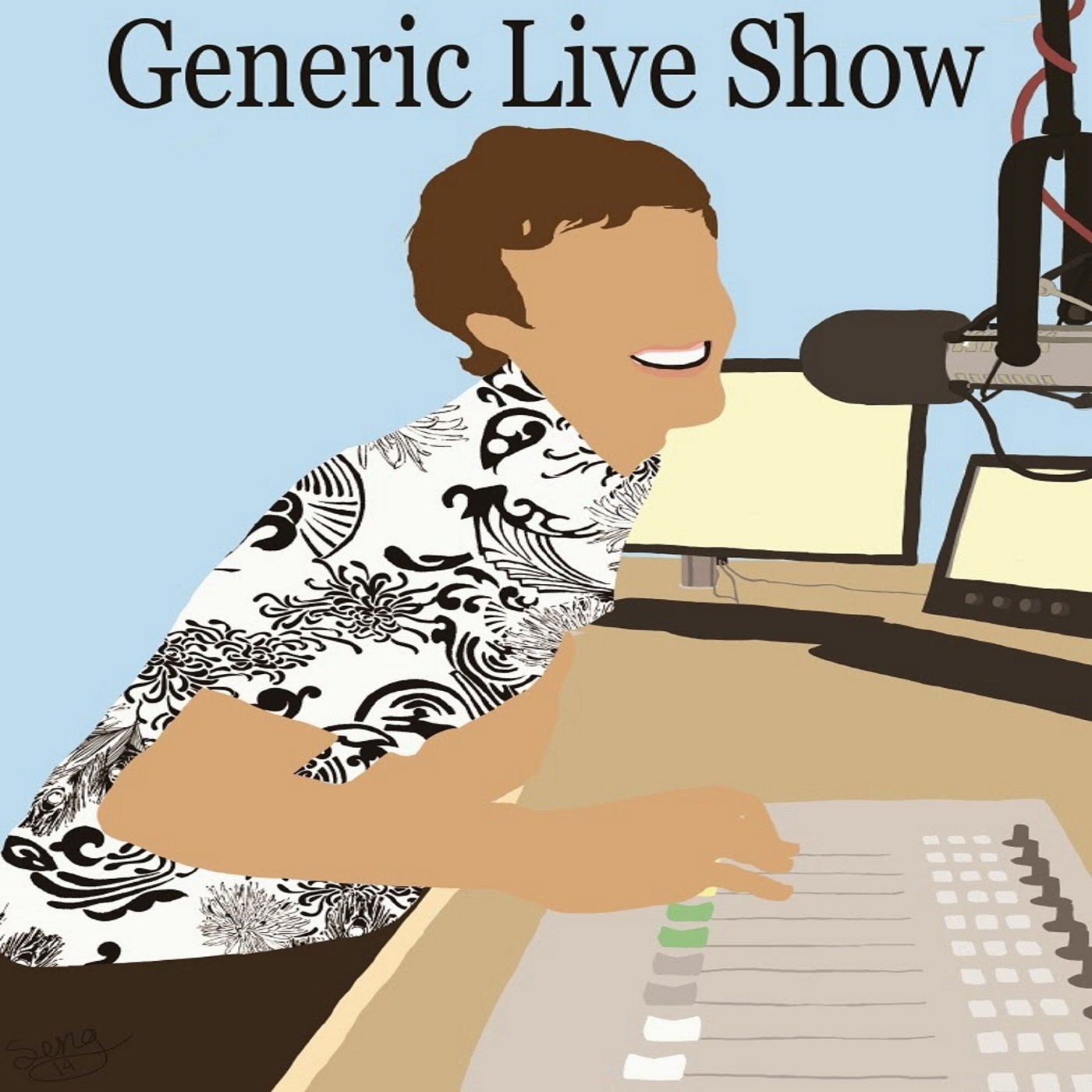 Generic Live Show! - The Geek I/O Network