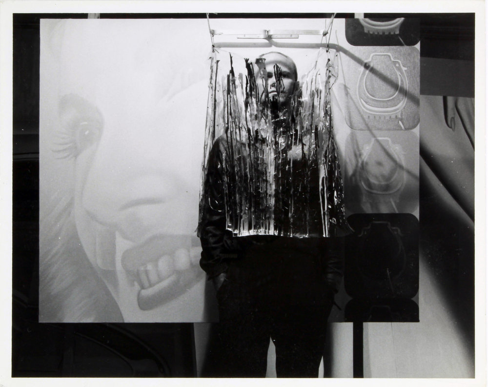 Hollis Frampton | James Rosenquist (1963)