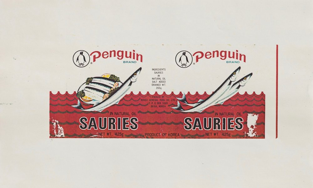 Hollis Frampton | Sauries Brand Penguin (1983)