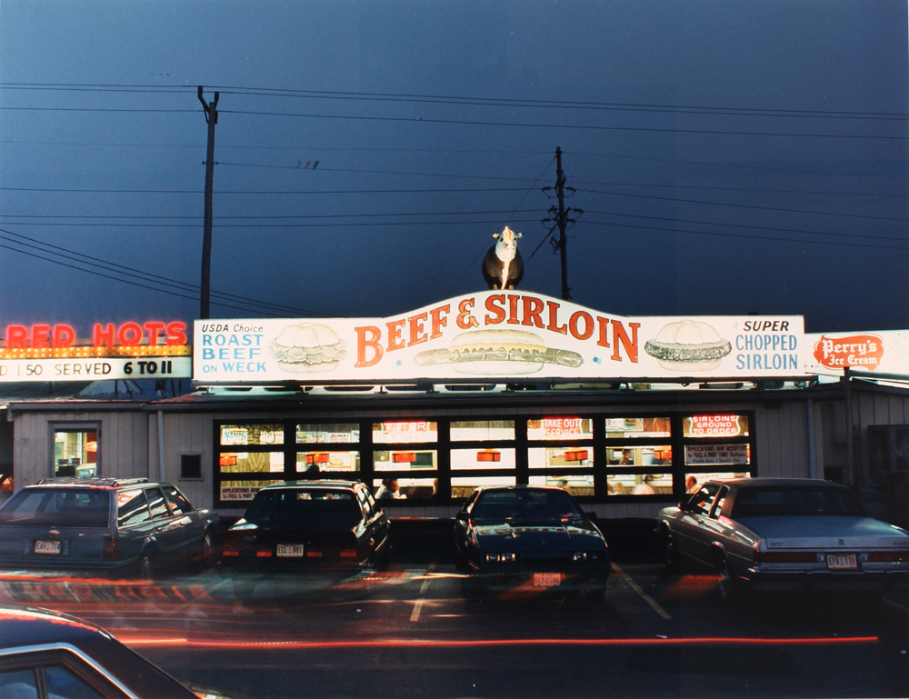 Marion Faller | Beef and Sirloin restaurant, Genesee St., Cheektowaga