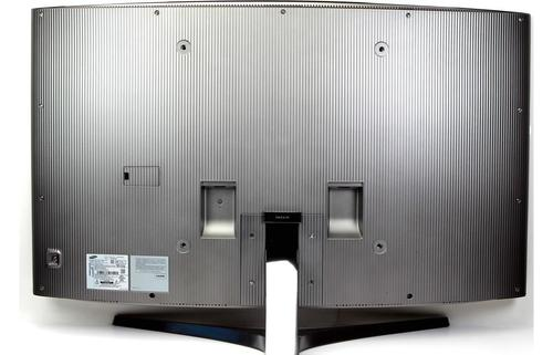 Rear view of the samsung UN55JS9000
