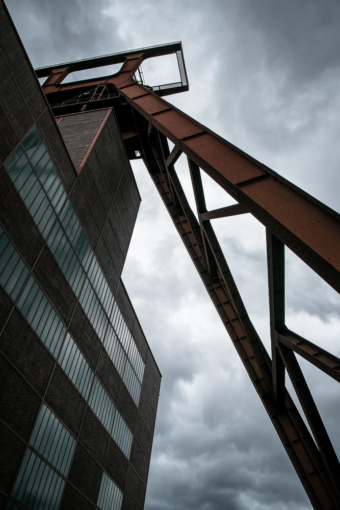 Shaft 12 Winding Tower