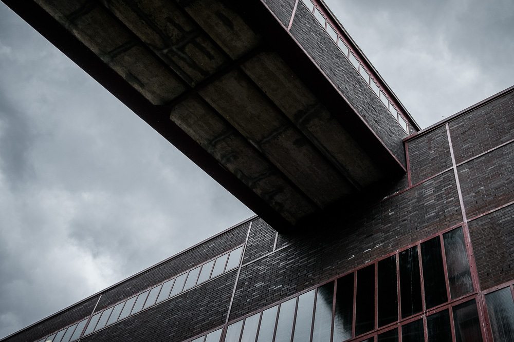 Skybridge from Coal Washing to Shaft 12