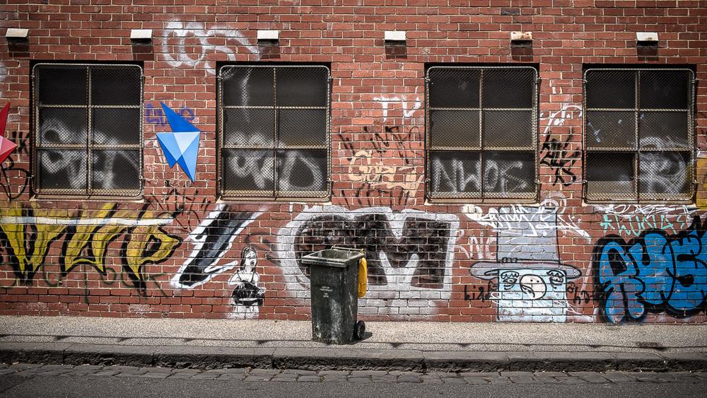 Fitroy Graffiti