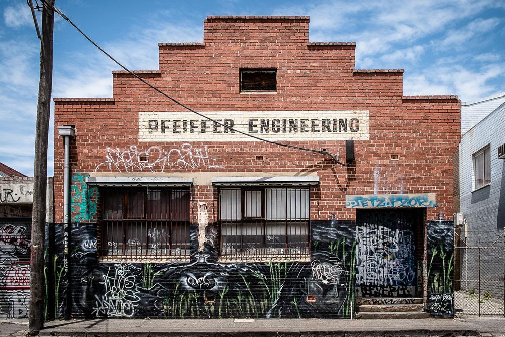 Fitzroy Buildings