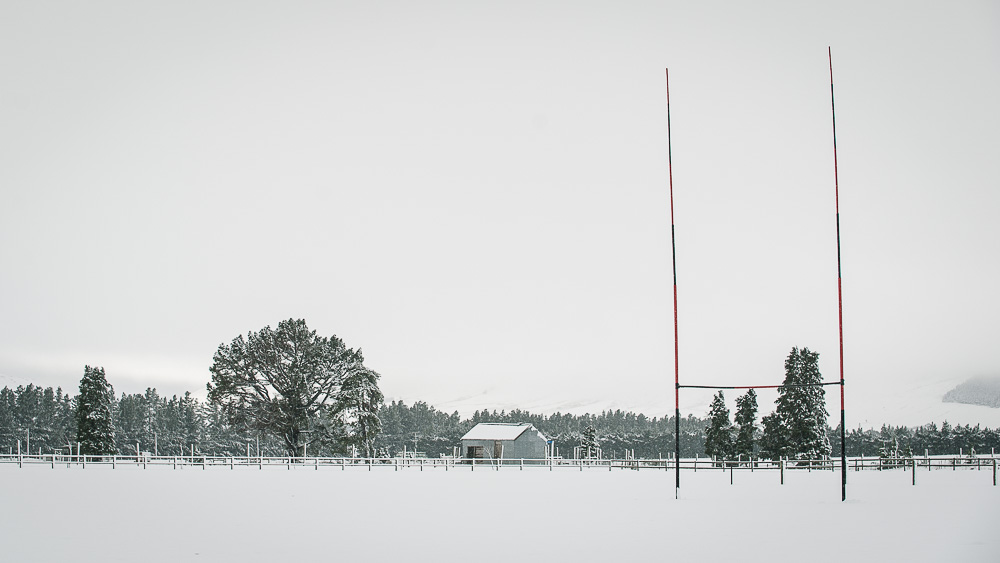Mossburn Rugby Field