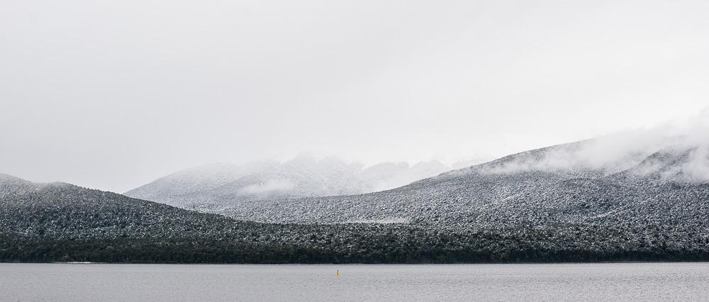 Te Anau Fog
