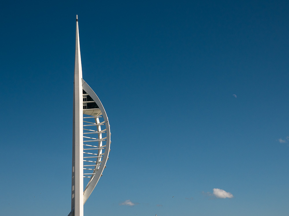 Portsmouth Spinnaker Tower