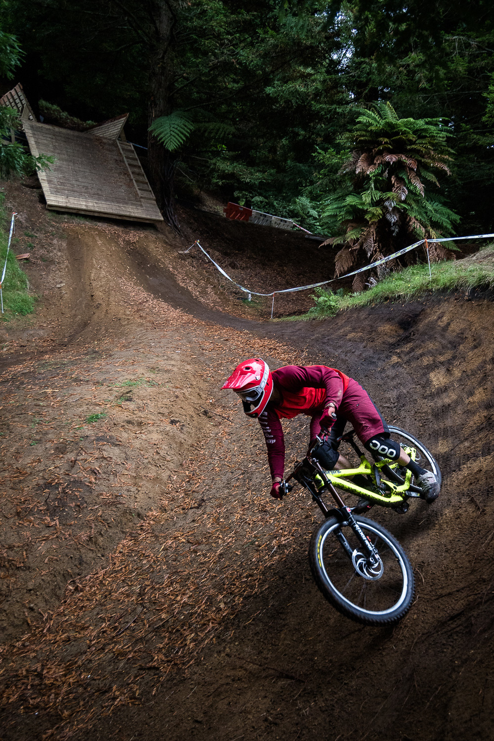 Downhill Practice