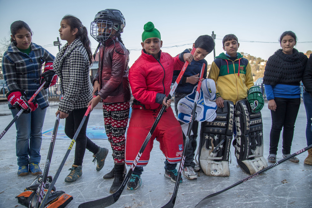 The Hockey Foundation is in the midst of their 2016 Youth Development Camp season across India.