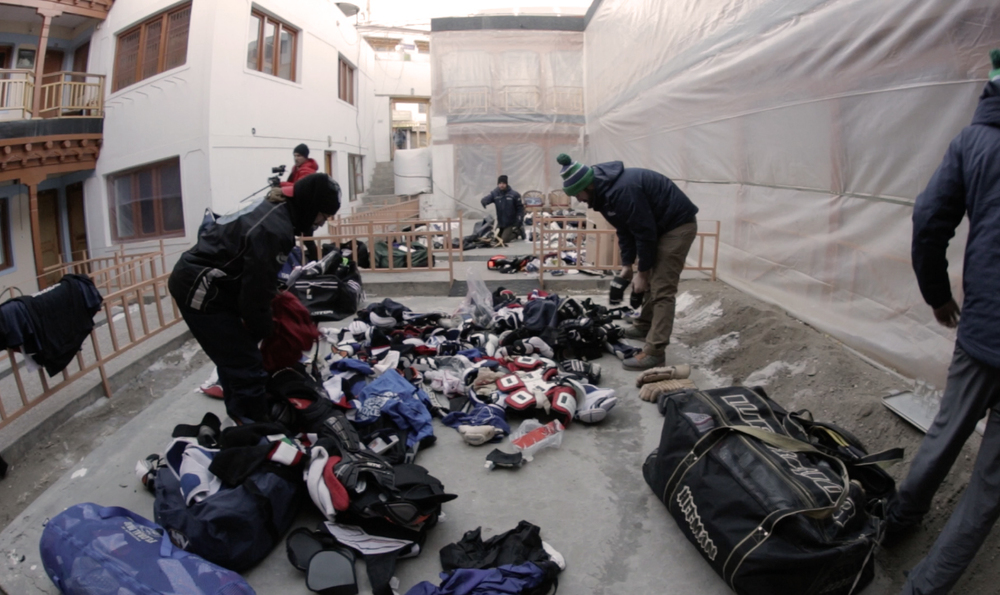 Leh equipment donations