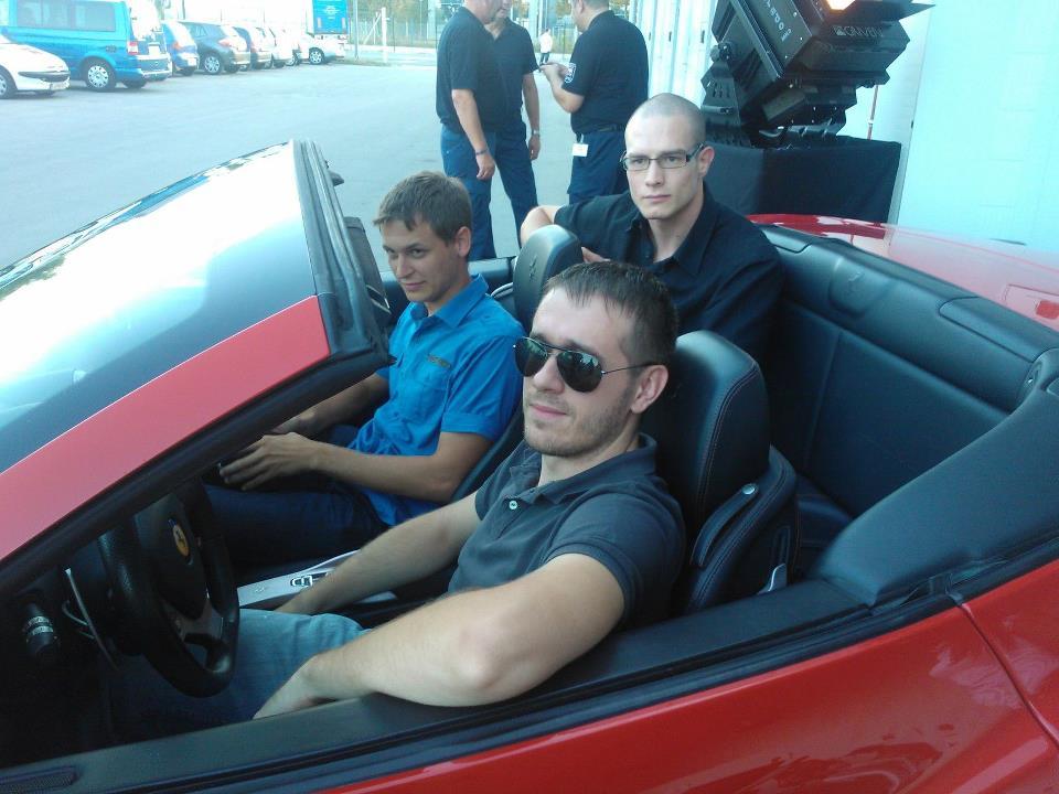 Folirali smo se u tuđem Ferrariju s Walter Whiteom