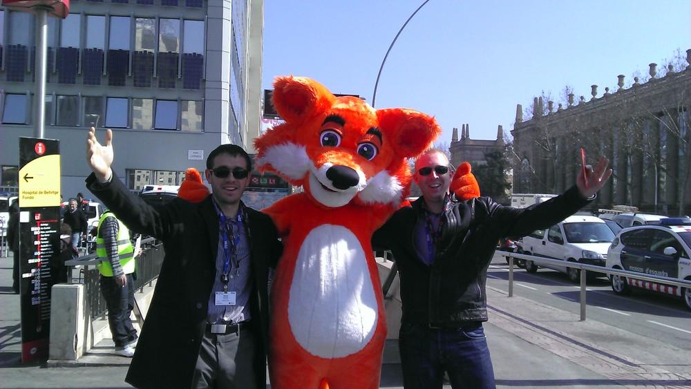 Bili smo u Barceloni s Firefoxom