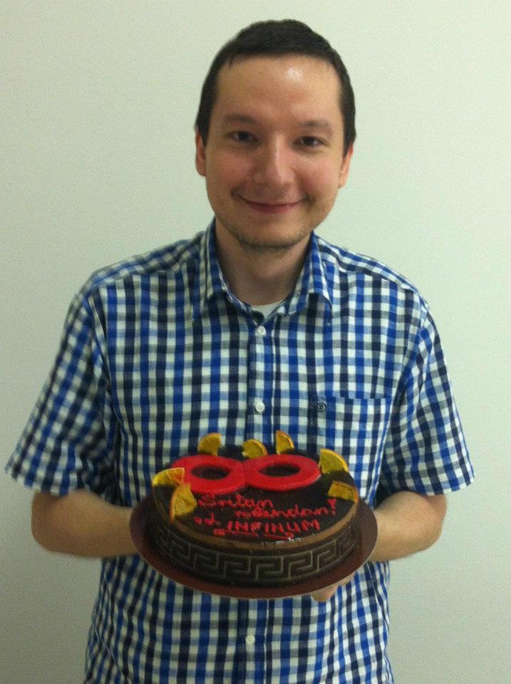 Kupili smo Marku Čupiću tortu za rođendan