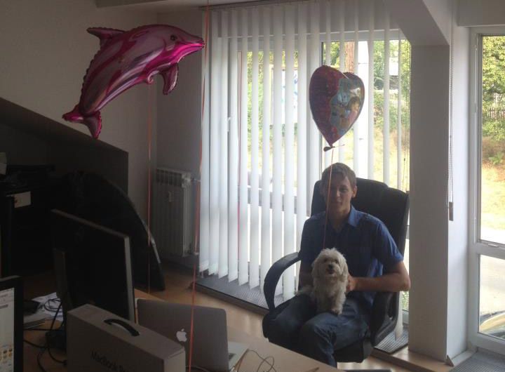 Kupili smo Špoleru balone