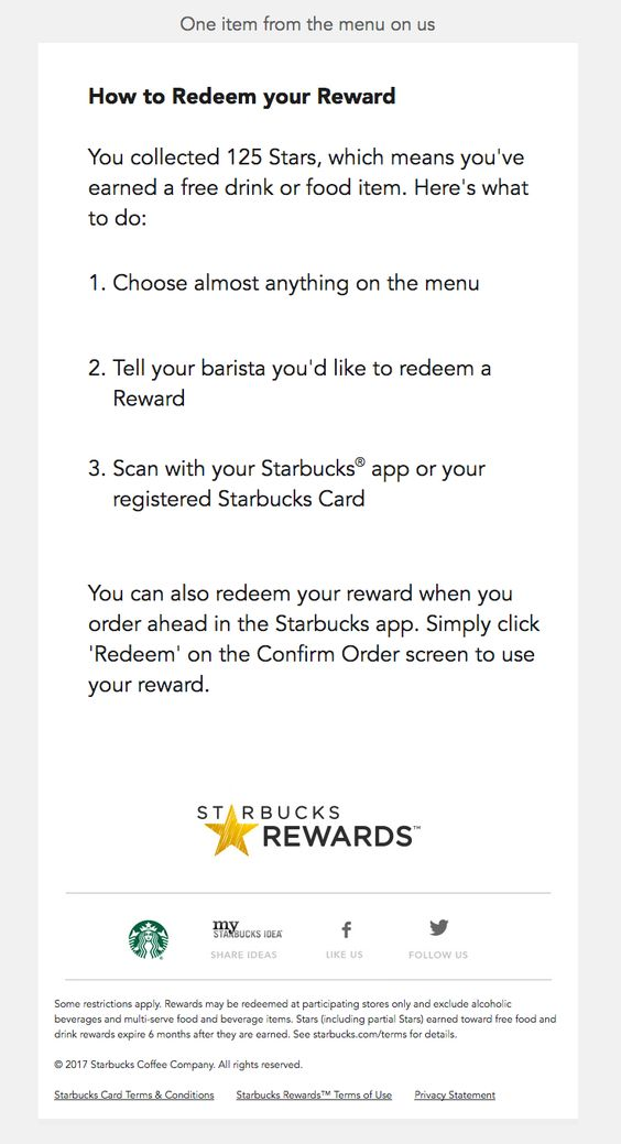 [Starbucks wins the hearts and minds of consumers with free food and lattes]