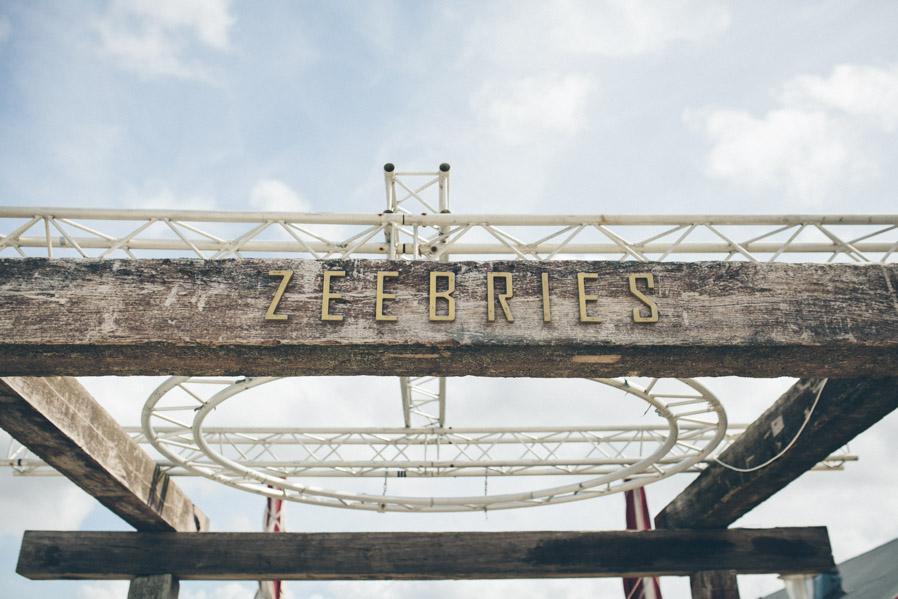 De zeebries beach club, un sitio que no podía molar más.