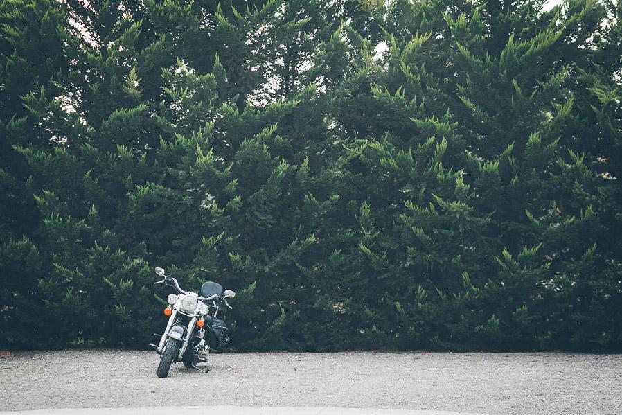 ¿Y esta moto?