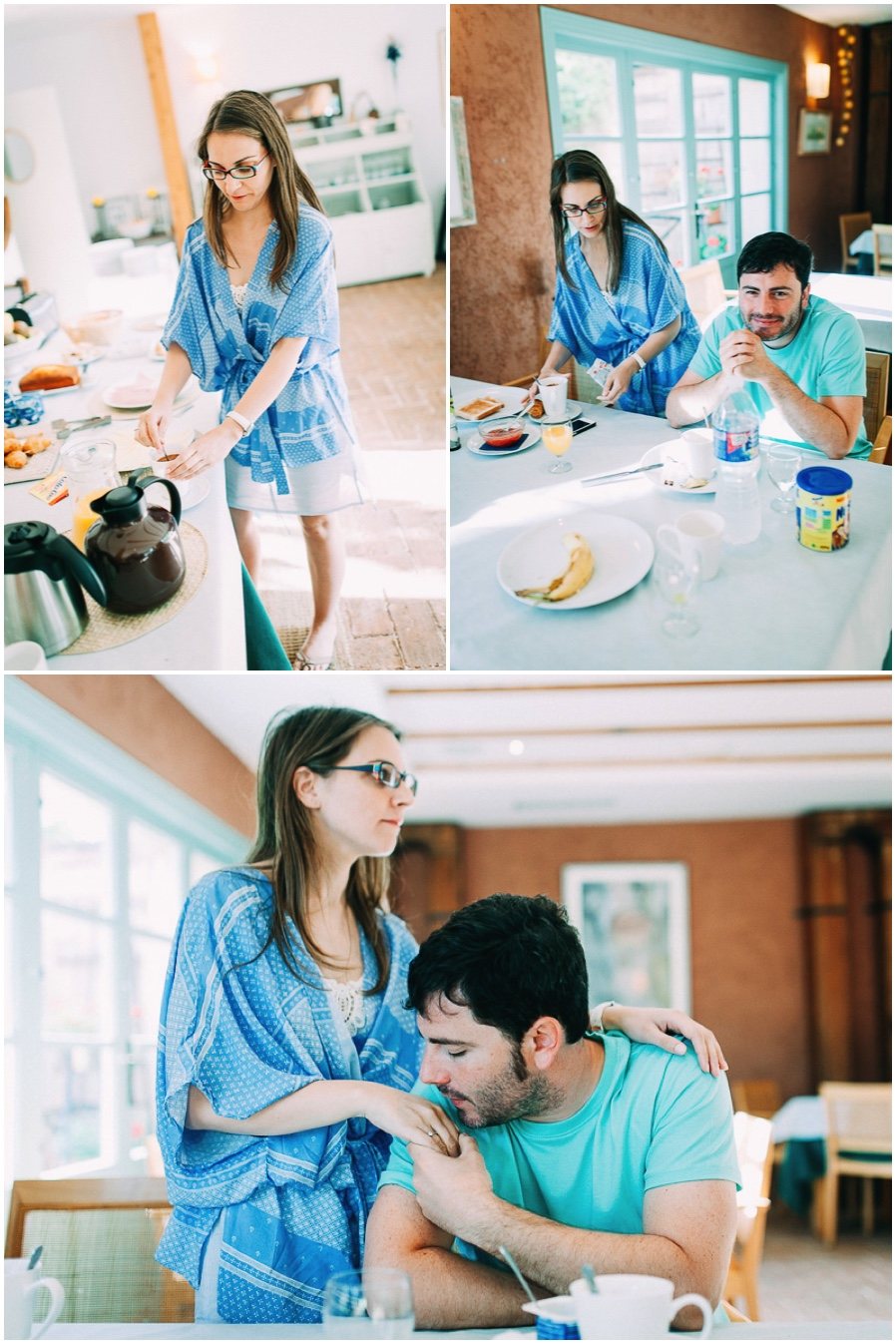 Café, tostadas, Nesquik y mimitos ¡Un buen desayuno!