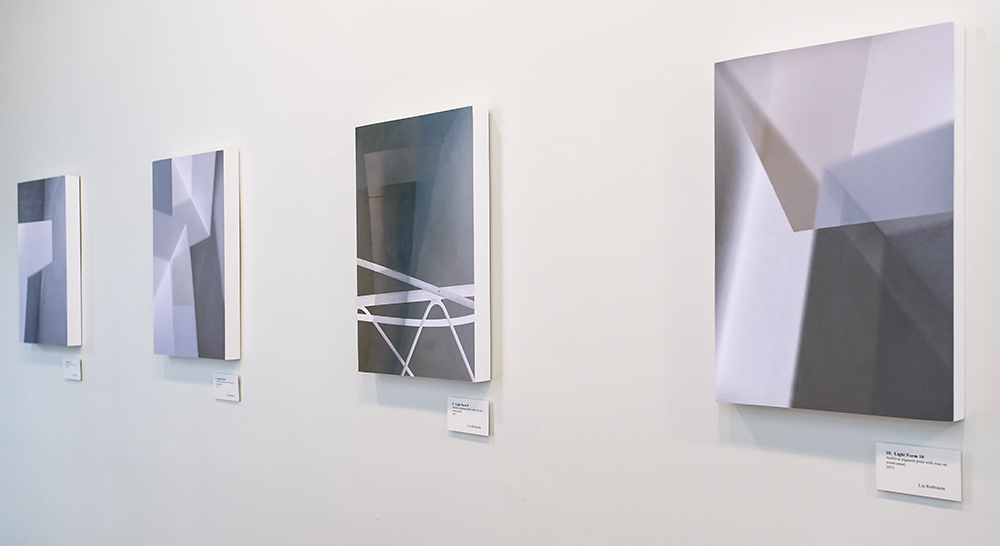 LightForm Series, installation view