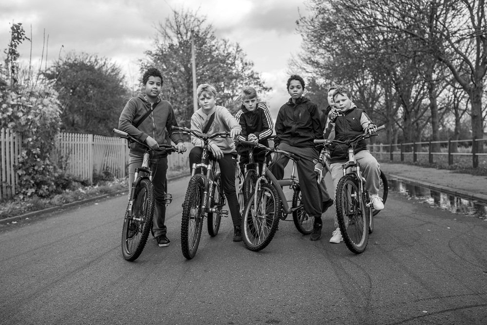 """""""kids look up to us because we're doing things they would like to do. Like the same as David Beckham has got loads of fans, kids here have the Onewheelwaveys and the Mr_Lap_Ryders , everyone's got their idols and we happen to be idols for some people."""""""