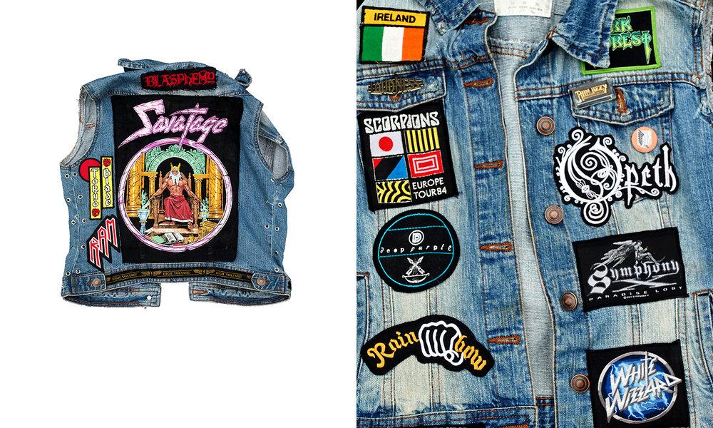 Marian's jacket