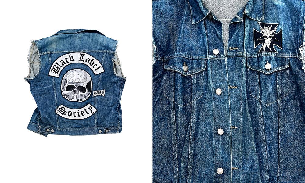Rich's jacket.