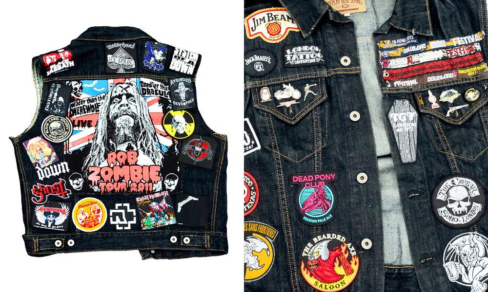 Gaz's vest jacket