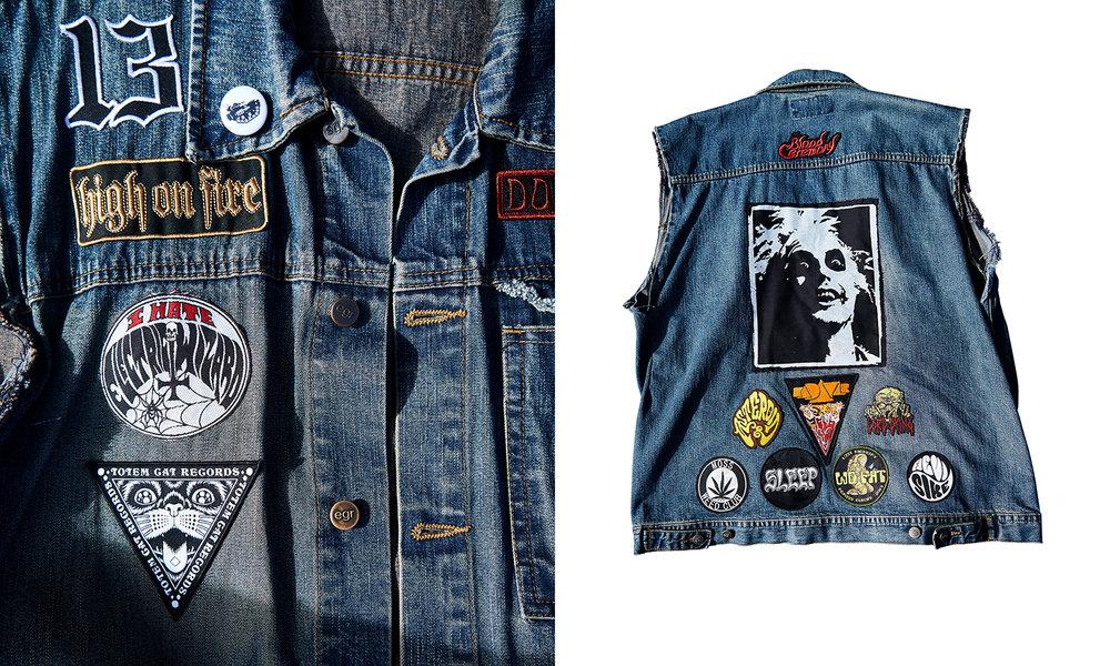 Sammy's jacket