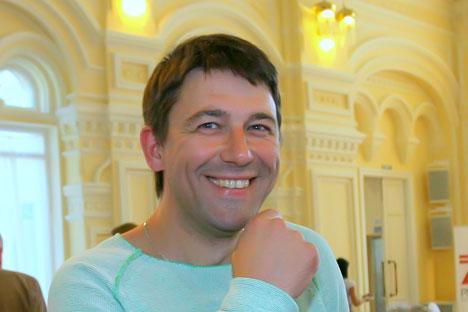 Russian writer Alexander Terekhov. Source:Rossiyskaya Gazeta / Sergei Kuksin