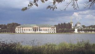 Late Spring in Kuskovo