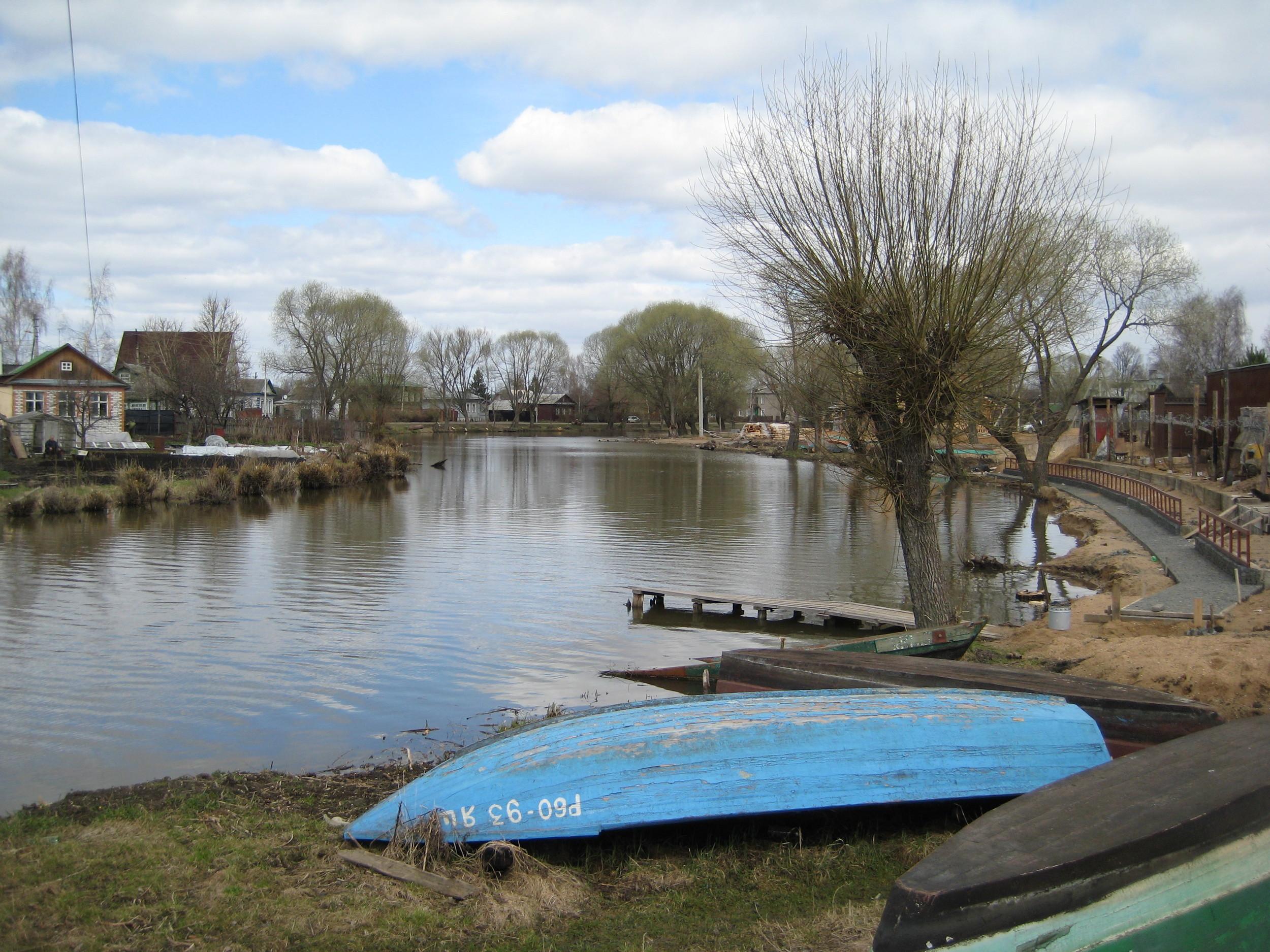 trubezh-river