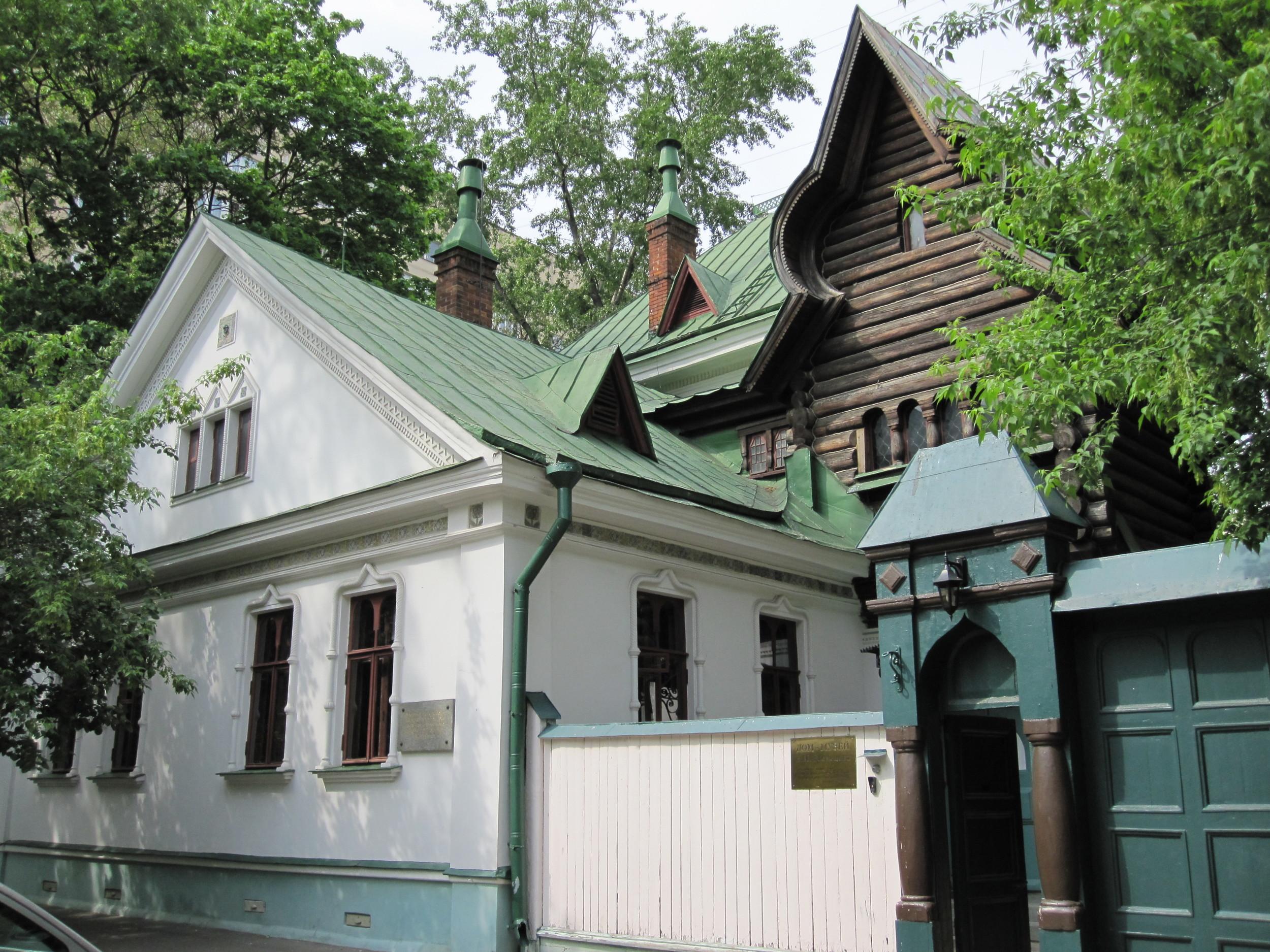 vasnetsovs-house