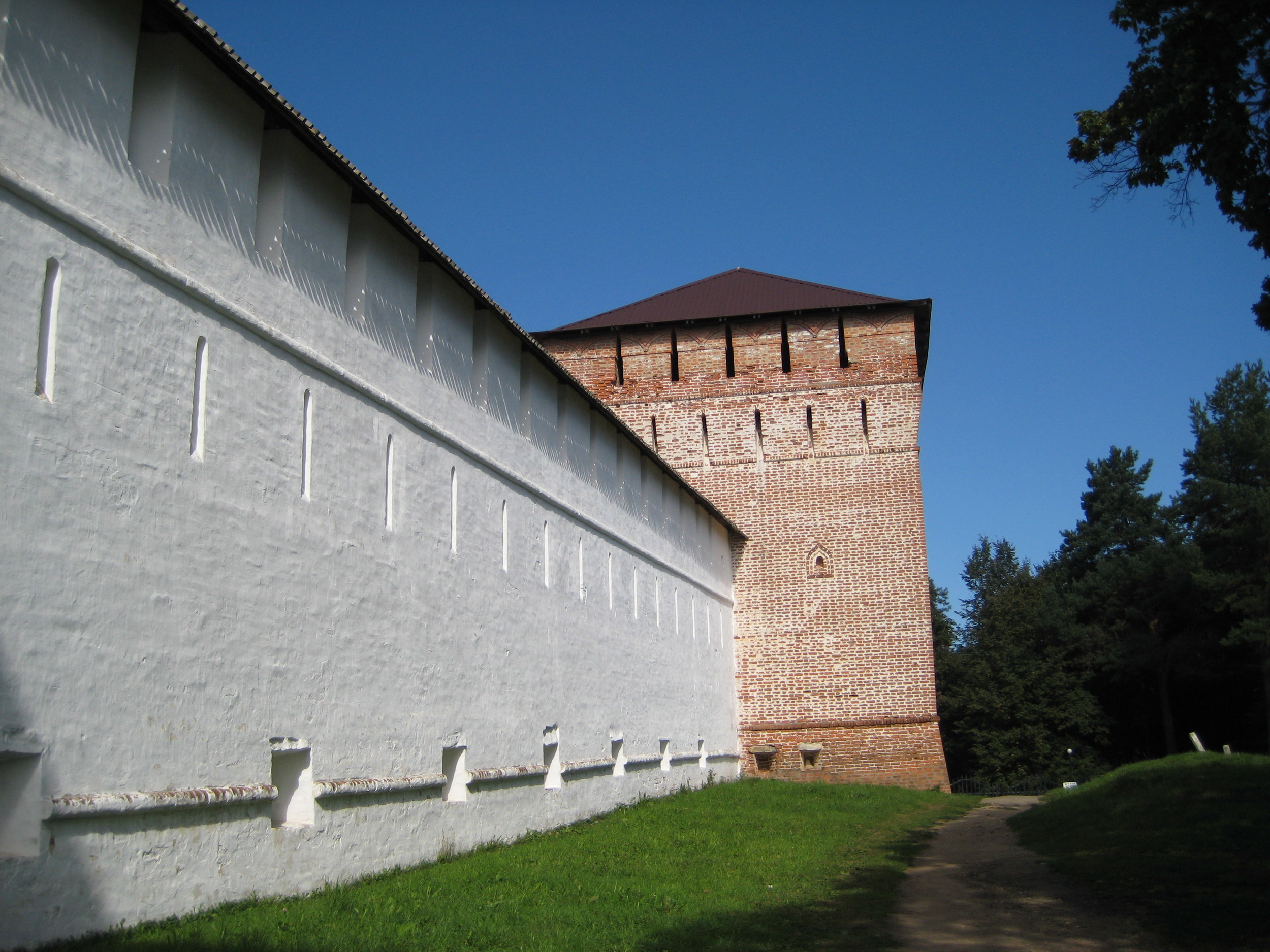 fortified-wall-of-the-monastery-and-path-to-the-holy-well