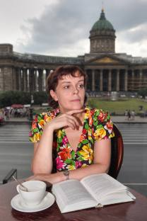 Elena Chizhova. Source: ITAR-TASS