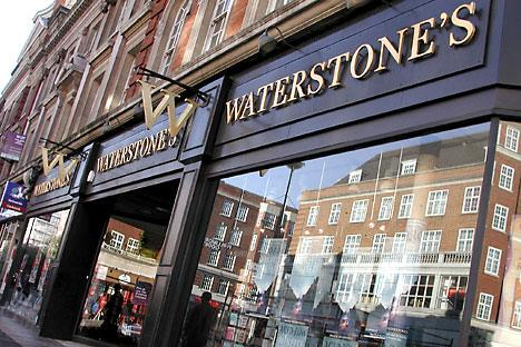 Russian billionaire Alexander Mamut, known for media investments and friendship with the Yeltsins, recently bought the British bookshop, Waterstones. Source: Nail Hall / Rex Features