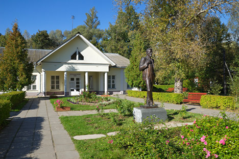 Chekhov's estate Melekhovo in the Moscow region tells the story of the writer's countryside life and creativity. Source: Lori/Legion Media