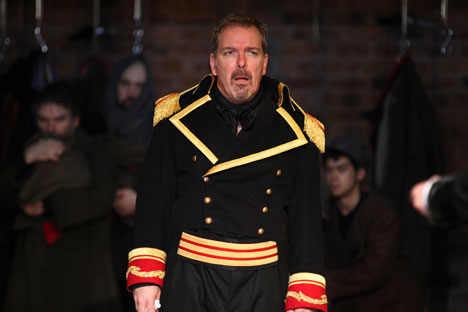 Lloyd Hutchinson (Boris Godunov). Source: Ellie Kurttz.