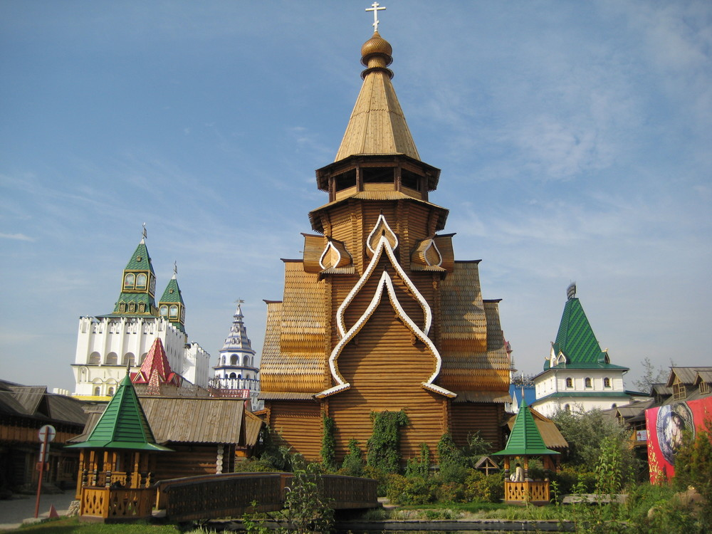 Church of St Nicholas in Izmailovsky Craft Market.JPG