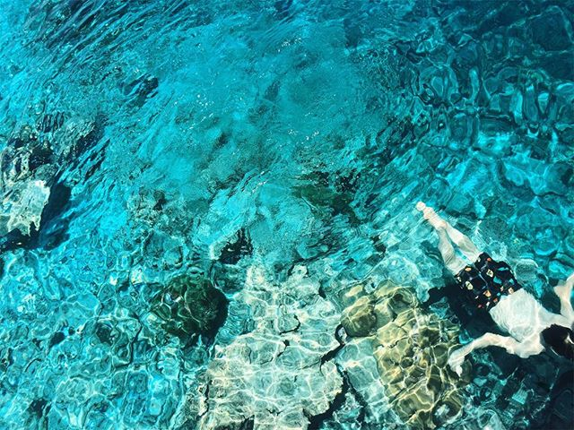 Everyday I'm snorkeling #imWorkingHere #blue #maldives #stretchProductionCo