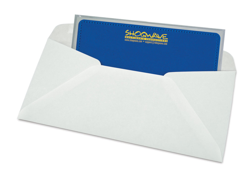 Sticky Pad® promotional product - Can be mailed in a standard envelope!