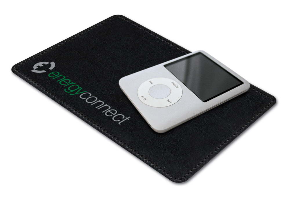 Sticky Pad® promotional product - Holds digital devices from slipping and sliding!