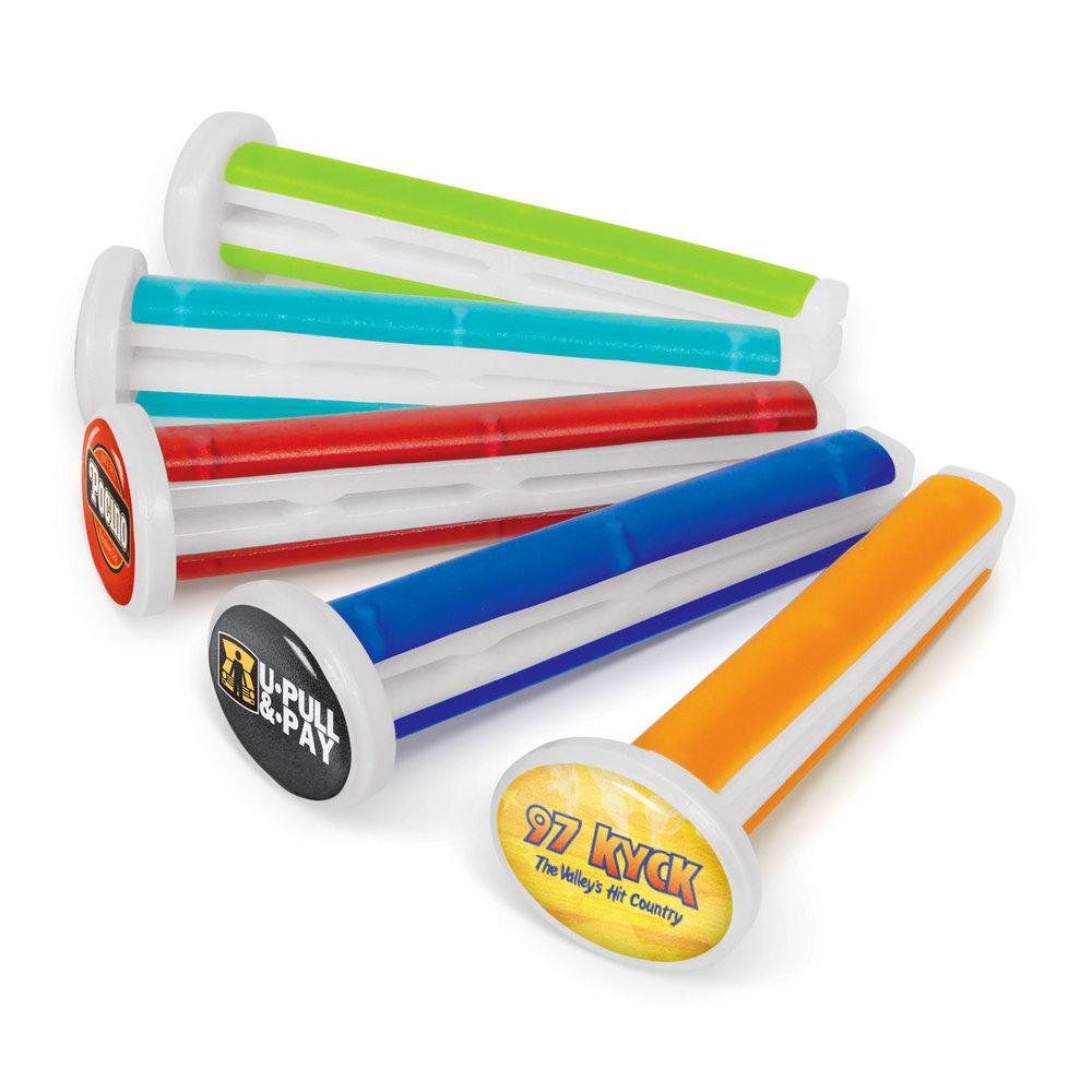 Hot Rod™ Vent Stick promotional product - Delightfully fresh auto air freshener.