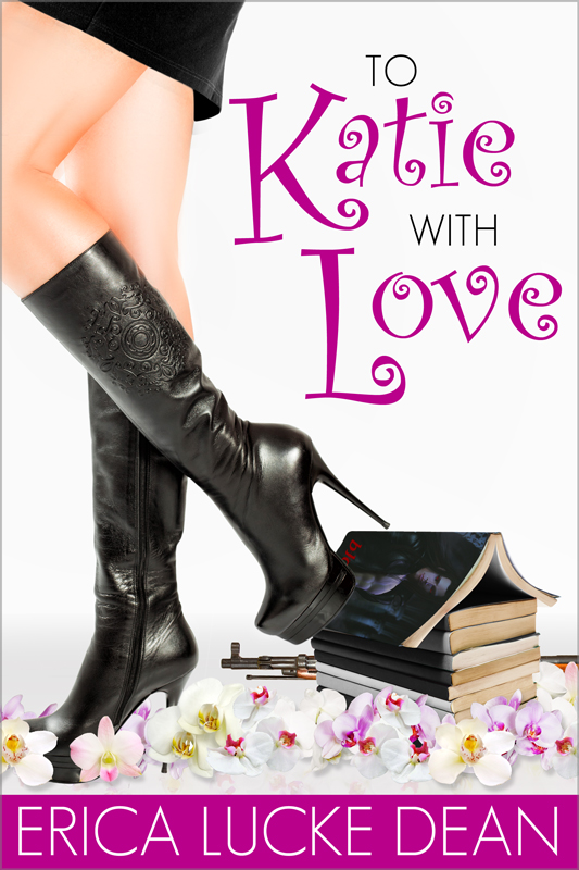 To Katie With Love, by Erica Lucke Dean Does it get better than that? I don't think so! Click the image to visit Red Adept Publishing website and the official reveal page.