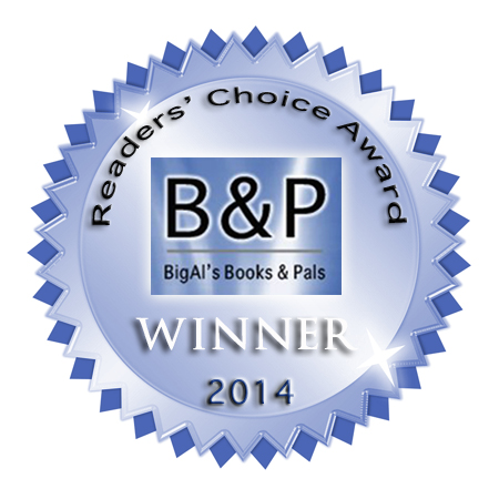 2014 Reader's Choice Award for Best Paranormal Romance
