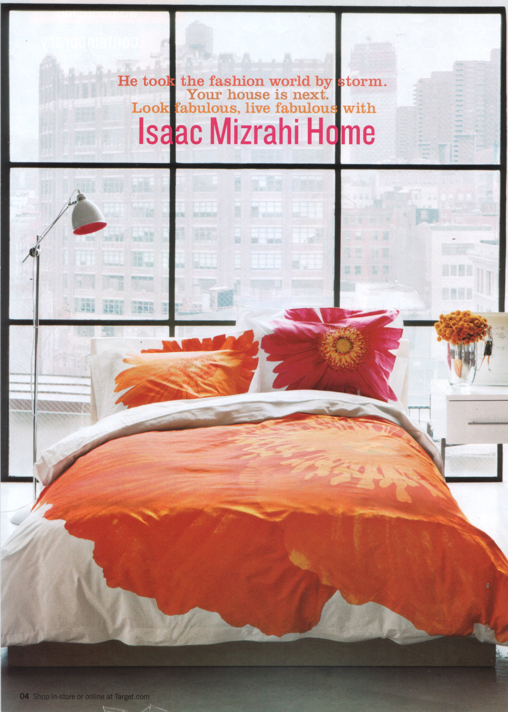 Attractive Home Collection For Target / Isaac Mizrahi