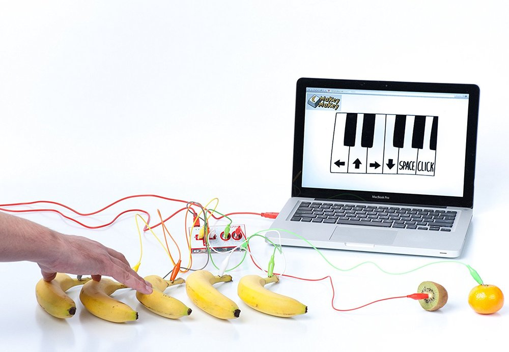 Makey Makey Project - Use your imagination and some 'tinkering'