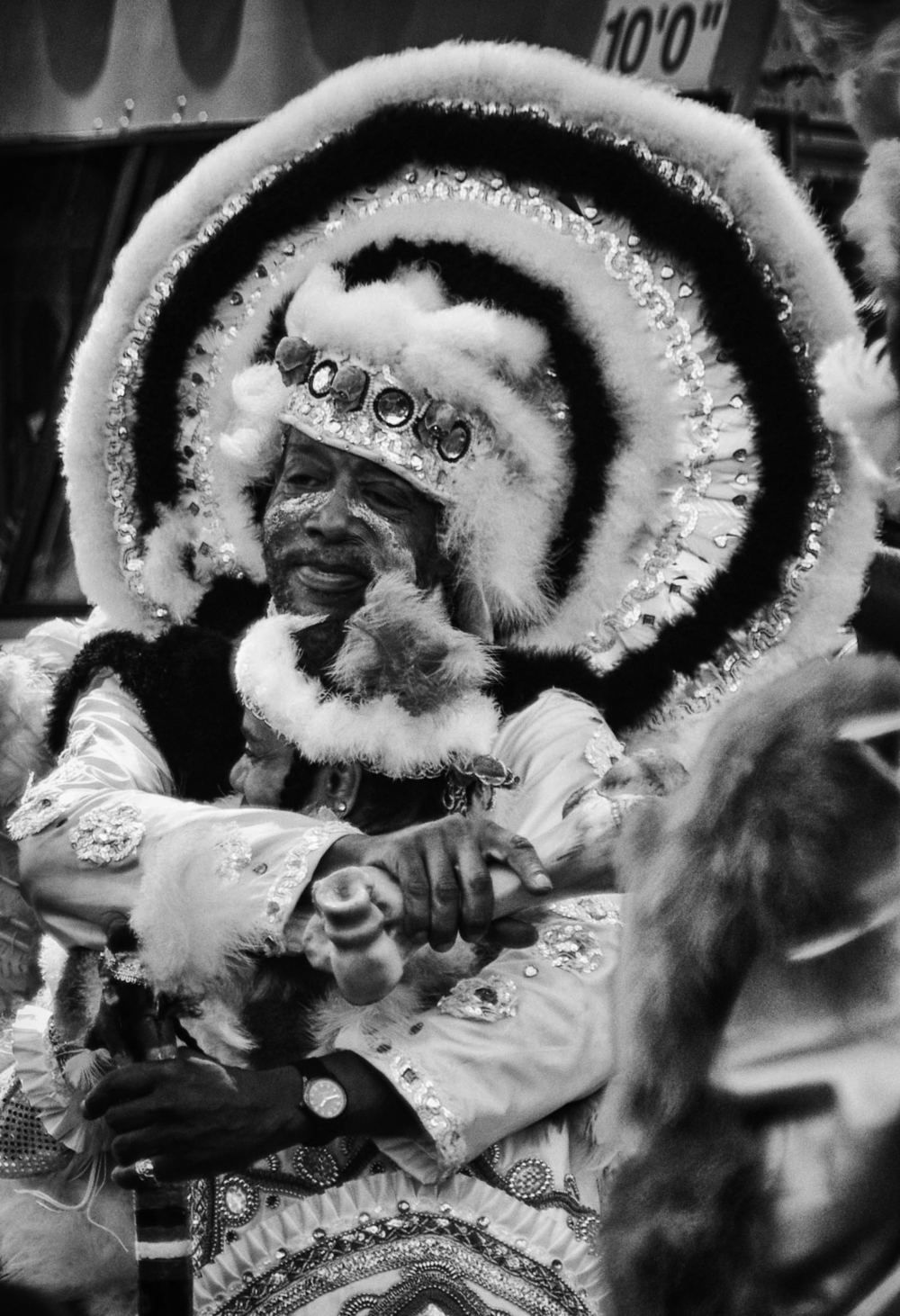 Portraits of mardi gras indians kimberly spins photography greetings new orleans 2012g m4hsunfo